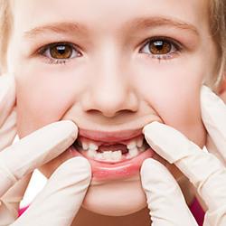 prima visita dentista bambino